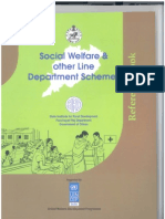 Social Welfare Schemes Reference English