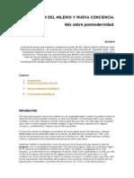 Fin Del Milenio y Nueva Conciencia