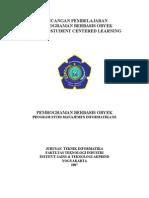 Rancangan Pembelajaran Oop