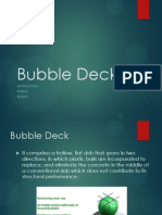 Bubble Deck