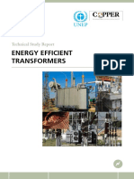 Technical Study Report - Energy Efficient Transformer