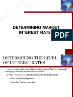 004 C4 Determination of Interest Rates