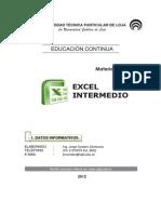 Excel 2010 Material Educativo