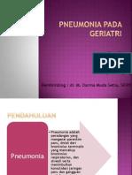 Pneumonia Pada Geriatri (Ttt)