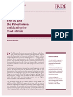 PB 158 the EU and the Palestinians