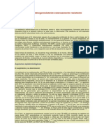 Tuberculosis Multidrogoresistente Extensamente Resistente