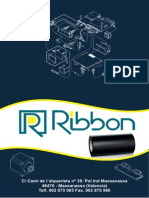 Ribbon SL - Catalogo de productos