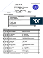 6. Vorrunde U11 - 28.06.2014 P3