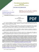 LEI 8666-93 Licitações e contratos