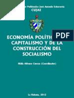 CUJAE - Economia Politica Del Capitalismo y de La Construccion Del Sociallismo