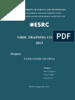 [ESRC][K55]TankGame Project