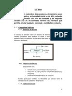 Modelamiento Visual -Problemas de Secado