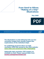 "From Sand to Silicon ""Making of a Chip"" Illustrations"