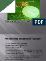 Procesele de Parazitism