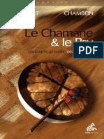 Huguelit Laurent - Chambon Olivier - Le Chamane Et Le Psy