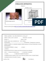 Fichas Mine Halogenuros, Sulfatos y Otros (1)