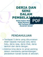 36777047-Deria-Dan-Seni-Kkp.ppt