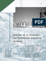 ph21-130 Balance Pat Ind Andalucía