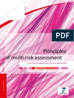 Principles of multi-risk assessment