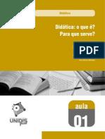angelo leithold py5aal pedagogia DIDÁTICA 1