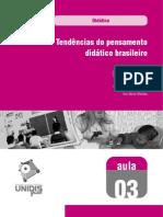 angelo leithold py5aal pedagogia DIDÁTICA3