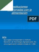 27- Clase-Instituciones Relacionadas Con La Alimentaci n