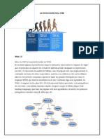 La Evolucion de La Web