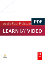 Booklet Supplement Adobe Flash Professional Cs6 Lbv