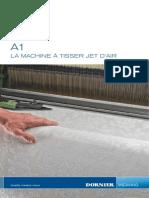 DORNIER Air-Jet Tissage