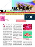 The Specialist Ezine :Clinical Knowledge Series