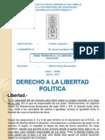 Derecho a La Libertad Politica