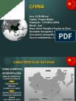 CHINA - 3ª série