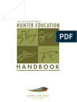 Hunter Education Handbook
