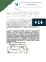 Máquinas Térmicas - Lista de Exercícios (Ciclo Brayton)