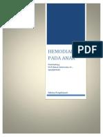 Hemodialisis anak.docx