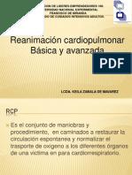 reanimacincardiopulmonarbsicayavanzada