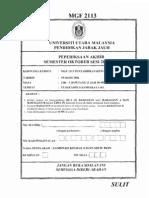UUM Finance exam paper-mgf2113 [1]