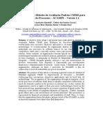 Visão geral do Método de Avaliação Padrão CMMI para Melhoria de Processos SCAMPI