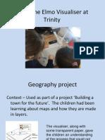 Geography, Trinity School