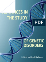 Advances in the Study of the Genetic Disorders.pdf