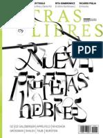 Nuevos profetas hebreos | Índice Letras Libres No. 179