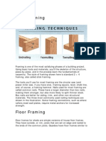 Diy - Woodwork - Plans - Shed Framing.pdf