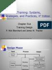 Human Resource Development Chapter 5