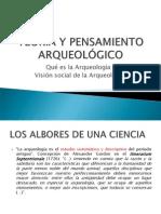 1-TEORÍA Y PENSAMIENTO ARQUEOLÓGICO-SEGUNDA PARTE
