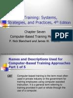 Human Resource Development Chapter 7