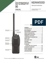 Tk 2302_service Manual