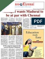 Times Chennai, E Paper 03 August 2009