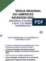 Marco Conceptual Desarrollo Economico Social y El Papel Del Cooperativismo_Roberto Di Meglio OIT