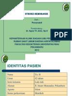 laporan kasus stroke hemoragik.ppt