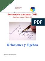 MATERIAL DIDÁCTICO-Relaciones Y Álgebra